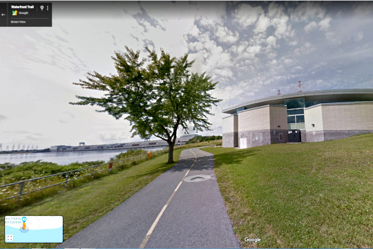 Waterfront Trail Street View