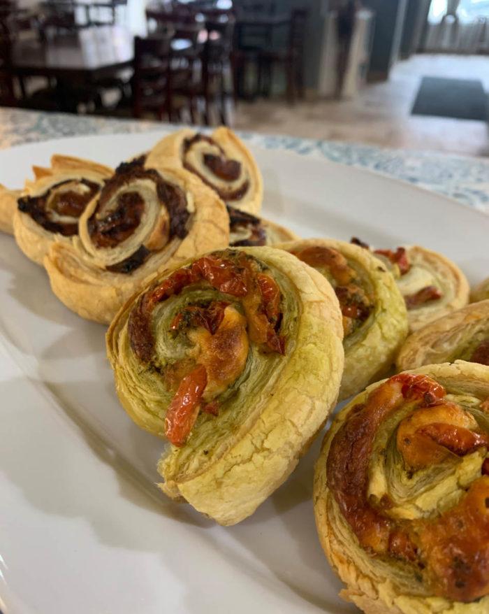 Birchwood Café Pinwheels