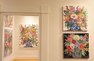 floral art show