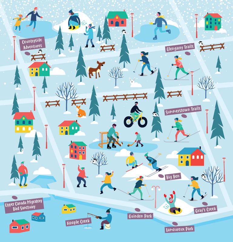Winter Roadmap