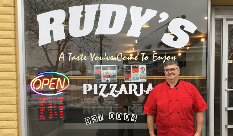 Rudy's Pizzaria