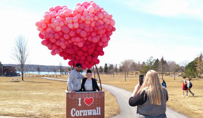 I Love Cornwall Photo Booth