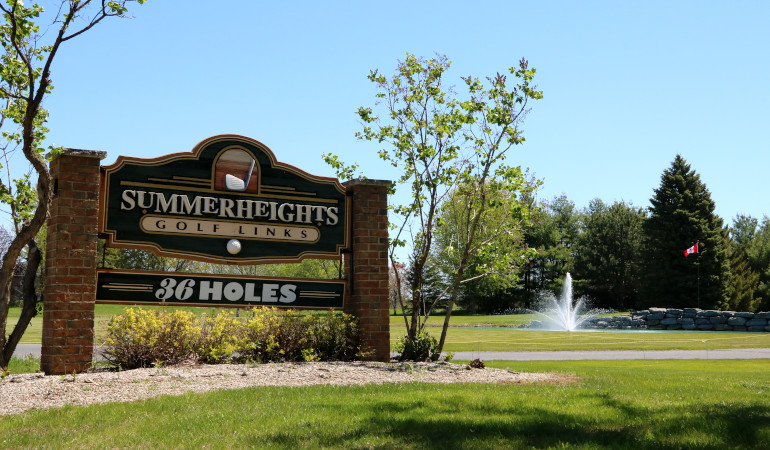 Summerheights Golf Links