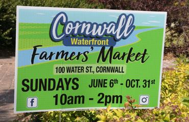 Cornwall Waterfront Farmers Market
