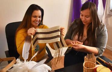 Living Culture with Mohawk Interpretation
