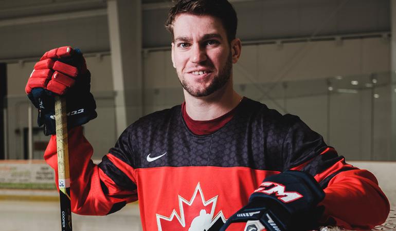 Grant Cooper, Team Canada East alumni